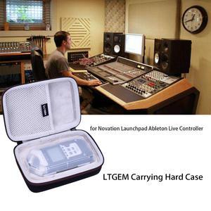 LTGEM EVA черный Жесткий Чехол для Novation Launchpad Ableton Live Controller