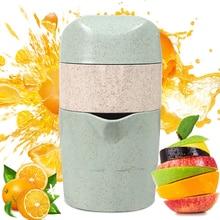 Сок 600 мл портативная соковыжималка ручная соковыжималка для цитрусовых для апельсинового лимонного соковыжималка для фруктов для детей здоровая жизнь