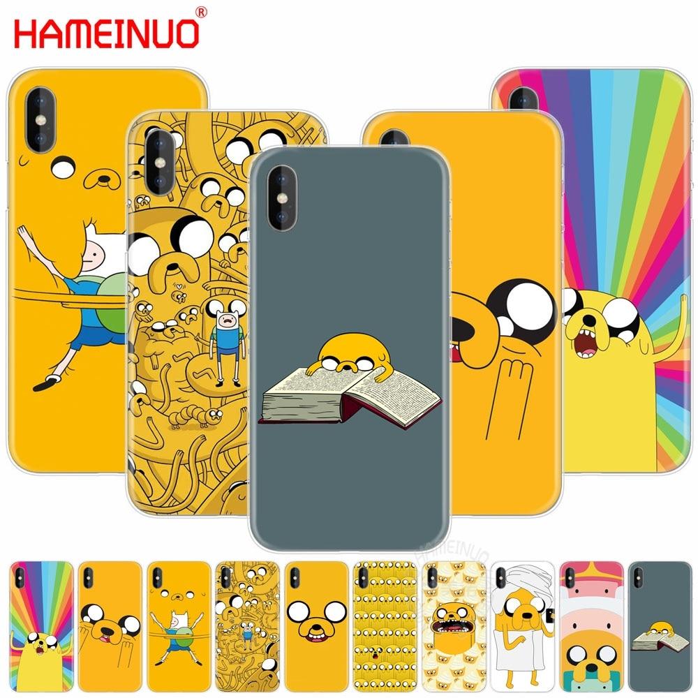 Adventure Time Finn Jake Dog iphone case