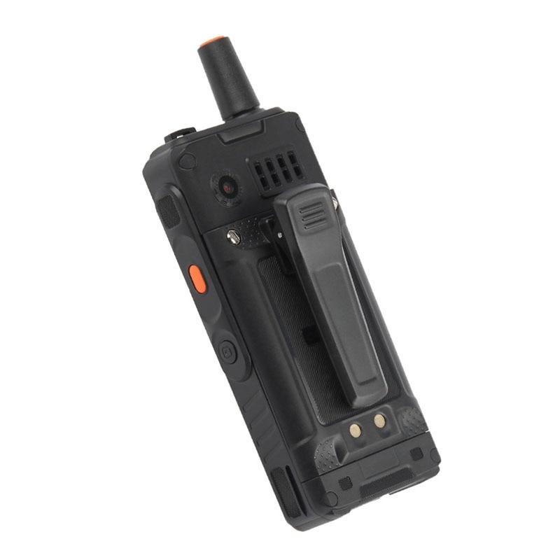 UNIWA Alpes F40 Zello Walkie Talkie teléfono móvil IP65 impermeable 2,4 Pantalla táctil LTE MTK6737M Quad Core 1GB + 8GB teléfono inteligente - 6