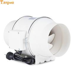 Fan Parts   circular  6 inch 150 mute kitchen ventilation strong pressurizing Exhaust Fans