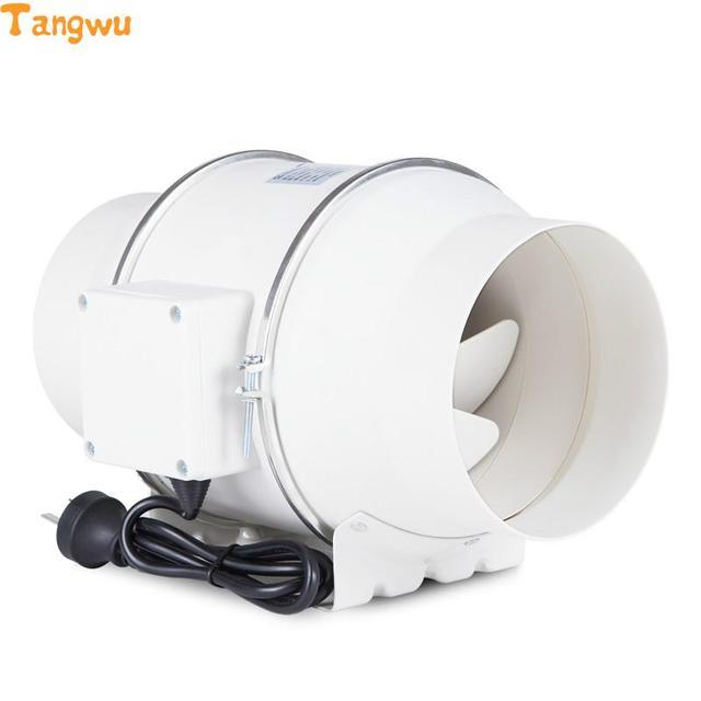 Merveilleux Fan Parts Circular 6 Inch 150 Mute Kitchen Ventilation Strong Pressurizing  Exhaust Fans