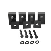 Professional Refit Adjusting Block Rear Seat Recline Kit with Bolts and Washers Rear Seat Adjustment Tool for Jeep for Wrangler