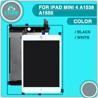 New LCD Display Touch Screen Assembly Replacement For iPad Mini 4 A1538 A1550 LCD Digitzer Panel