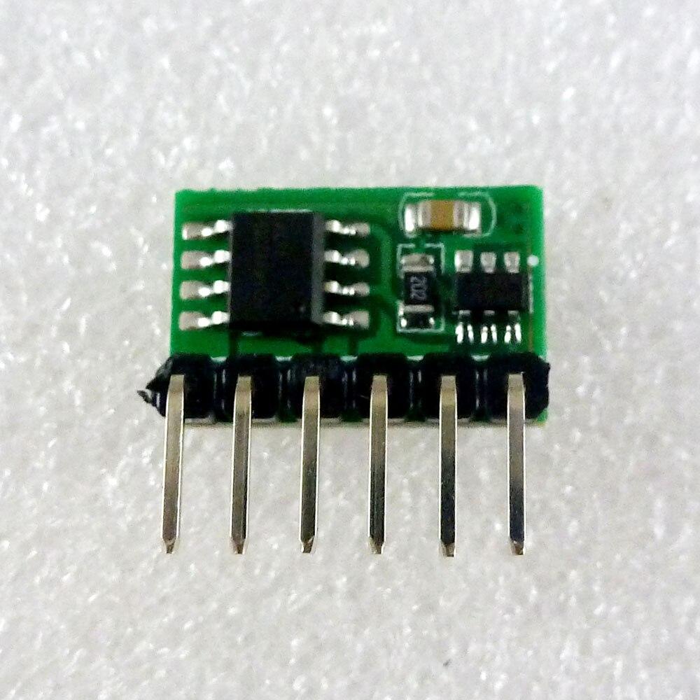 2,5 в-6 в 6A защелка на шлепанцах, съемный самоблокирующийся триггерный переключатель, модуль для макетной платы Arduino MCU, светодиодный двигатель