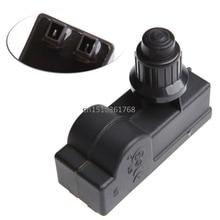 Для барбекю, сменная деталь для газового гриля 2 розетки AAA Батарея кнопочный электрод-зажигатель# Y05# C05