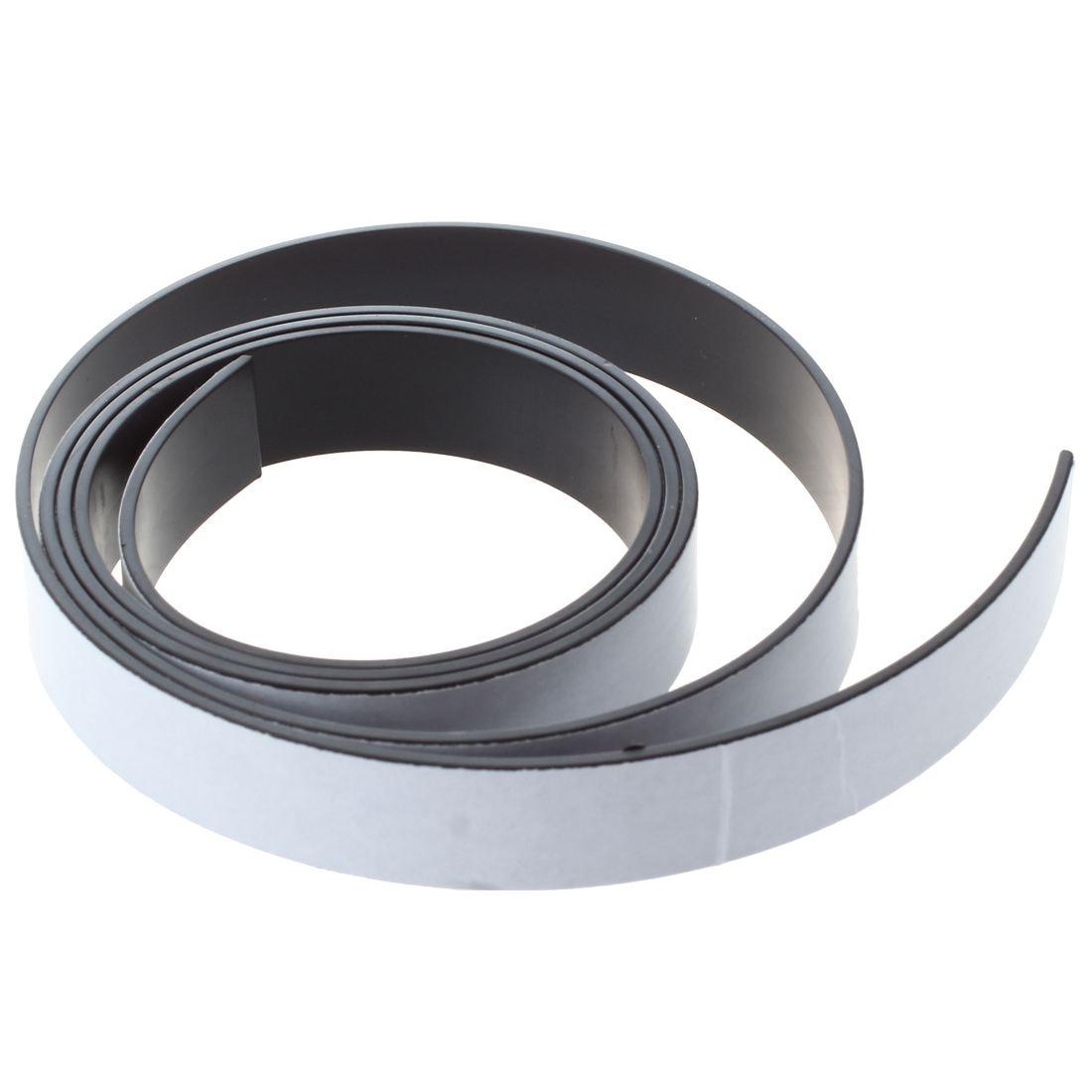 1 Mt Band Magnet Magnetische Flexible Roller Streifen Magnet Klebestreifen 10x1,5mm Moderater Preis