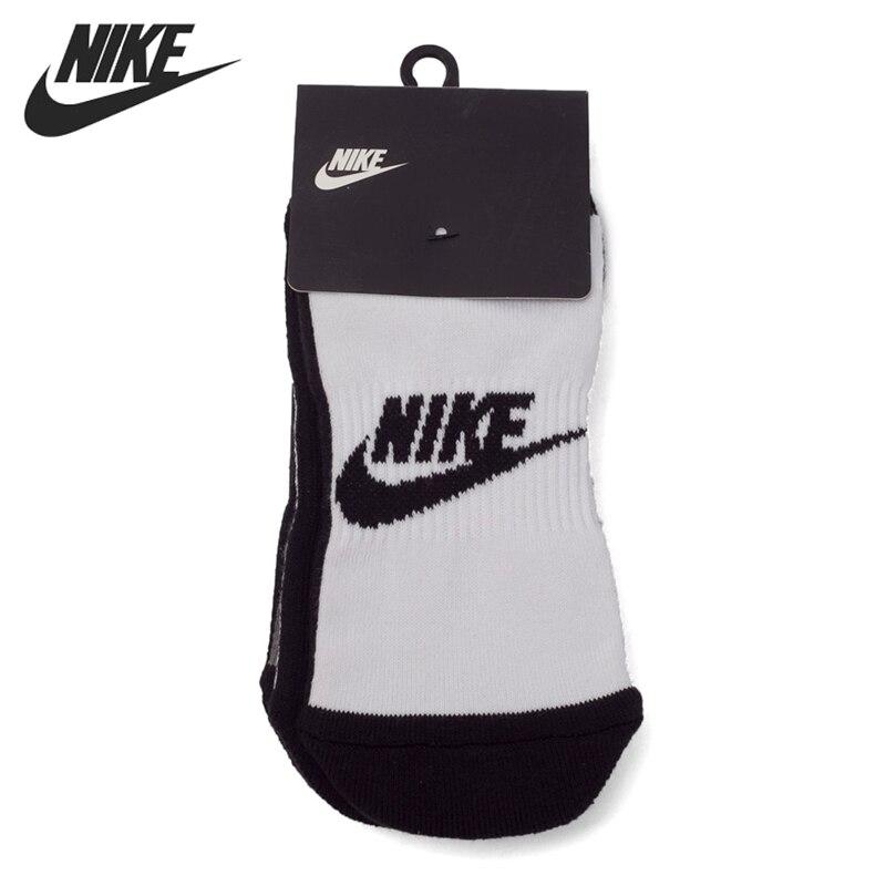 Original New Arrival 2017 font b Nike b font MENS 2PPK FUTURA NO SHOW Unisex Sports