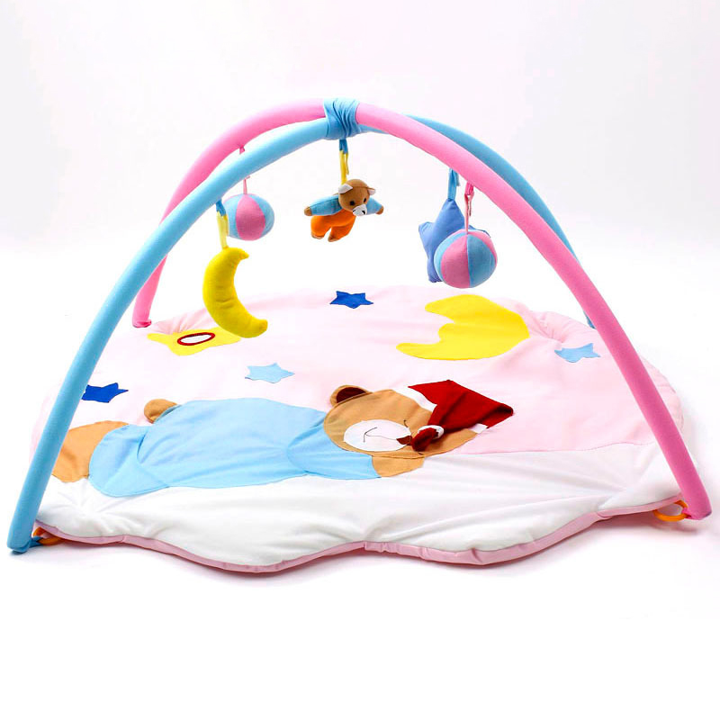 Baby Play Mat Toys Gift Game Gym Blanket Infant Floor Carpet 3D Activity Play Developing Mat Carpet Rugs Crawling Mat
