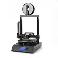 Ortur 4 3d принтер Датчик автоматической коррекции высокоскоростной принтер 100 120 мм/сек. восстановление обнаружения нити с линейной направляющ