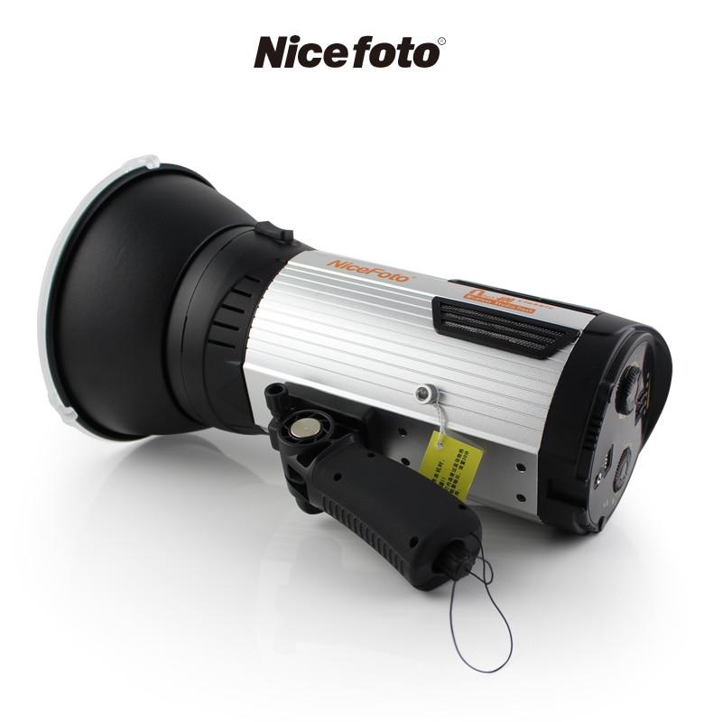 NiceFoto nflash 600 600 Вт 2.4 Г Беспроводной GN68 HSS 1/8000 S Studio Flash High Speed Speedlite открытый flash 600 Вт