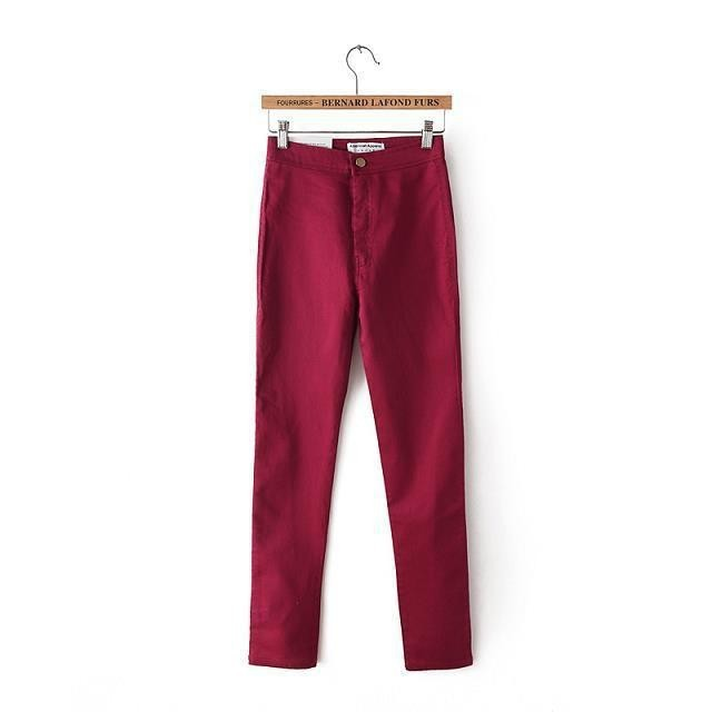весна лето feminines Seal нас джинсы женщины АА стиль sauce сказка добыл брюки-Crash Denim смолы Tesla брюки платья