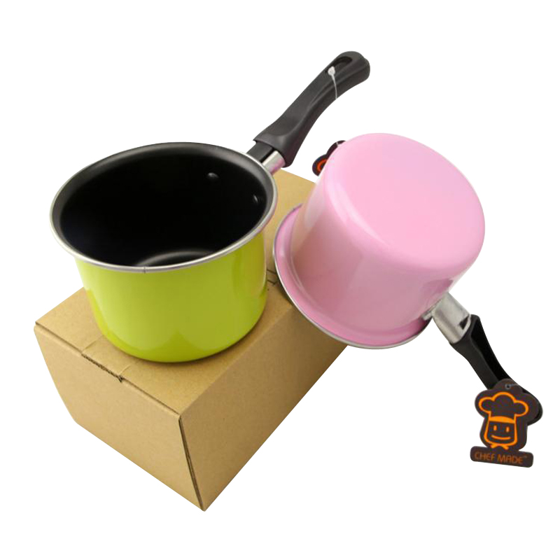 Nonstick Sauce Pan 11cm Mini Milk Pot Practical Kitchen