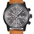 BENYAR 2016 relógios homens marca de luxo Resistente À Água 30 m relogio masculino militar relógio de quartzo dos homens do esporte Da Forma relógio de pulso