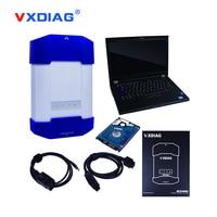 100% Original VXDIAG MULTI Diagnostic Tool For bmw Icom A2 A3 NEXT Car Doctor For BMW ICOM With T420 Laptop and Newest software