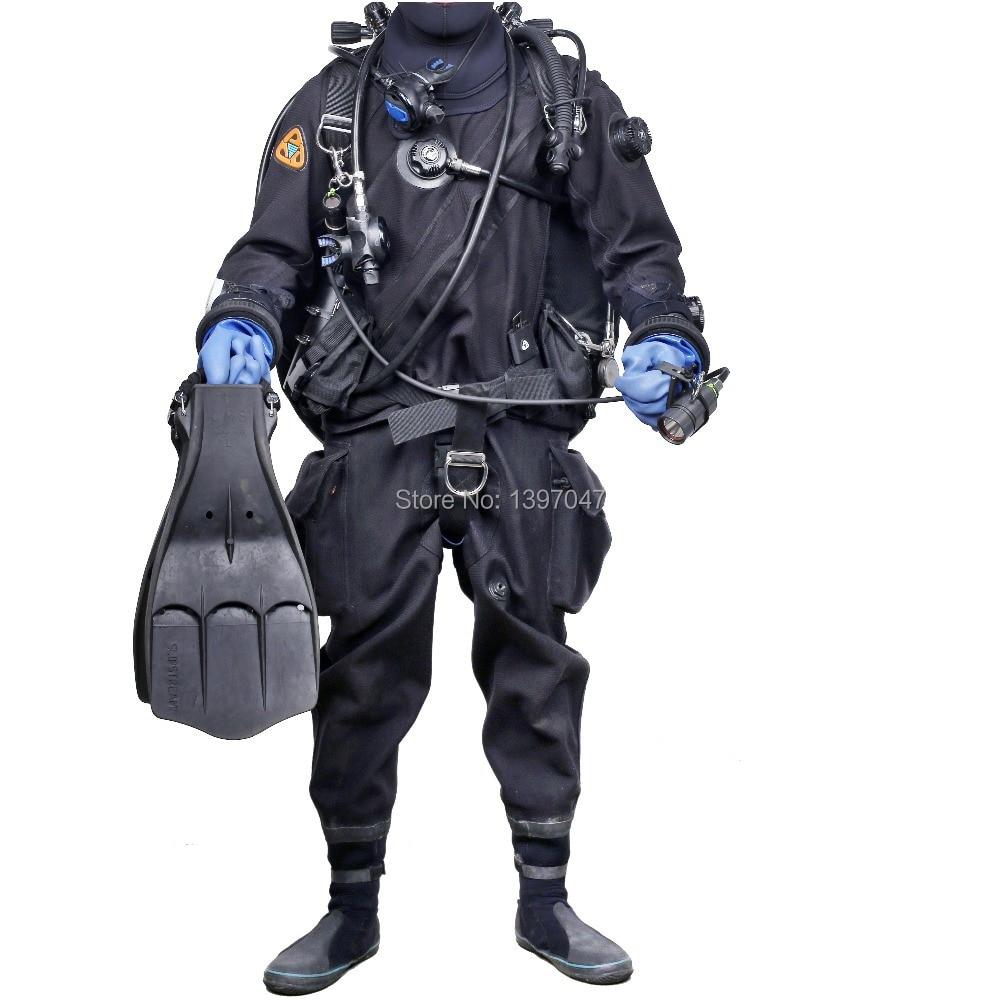 EZDIVE Technical Scuba Diving Drysuit, diving suit