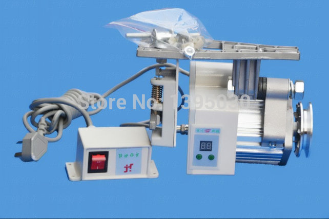1PC 400W Industrial Mute Servo Brushless Copper Wire Energy Saving Motor Sewing Machine