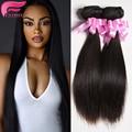 7A Grade Indian Virgin Hair Straight 3pcs lot Cheap Human Hair 100g Bundles 8- 28 inch Unprocessed Virgin Indian Hair Extension
