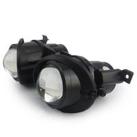 Front bumper headlight bifocal lens sport HID Xenon Halogen fog light lamp holder house for VOLKSWAGEN AMAROK GOLF GTI JETTA UP
