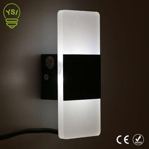 Modern Indoor Acrylic Wall Lam