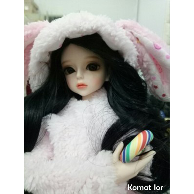 New arrival dollsoom Trond&Kivi Komat&Ior bjd sd doll 1/4 body model children High Quality Fashion shop Sweeter girl luodoll