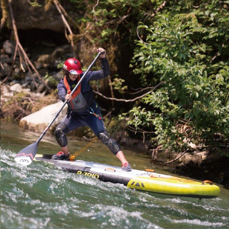 Image 3 - Aqua marina RAPID deska surfingowa SUP deska serfingowa nadmuchiwana deska surfingowa Stand Up Paddleboards SUP wiosło pokładowe deska surfingowaSurfowanie   -