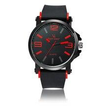 2015 nueva V6-0175 lujo ocio reloj de los hombres, domineering hombre de moda reloj de pulsera, reloj de cuarzo de negocios, marcas de relojes