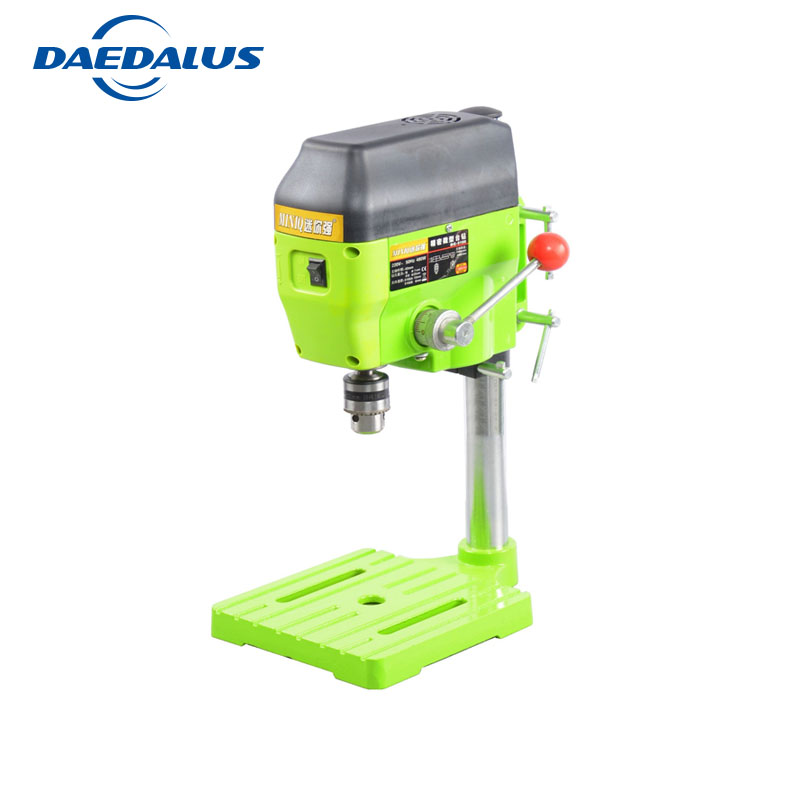High Variable Speed Bench Drill Press 480W Drilling Machine Drilling Chuck 1 10mm For DIY Wood
