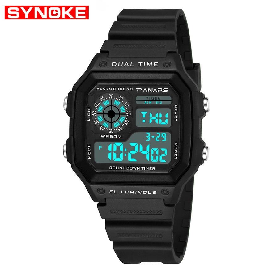 061710661a0a PANARS 2019 relojes de lujo LED para hombre