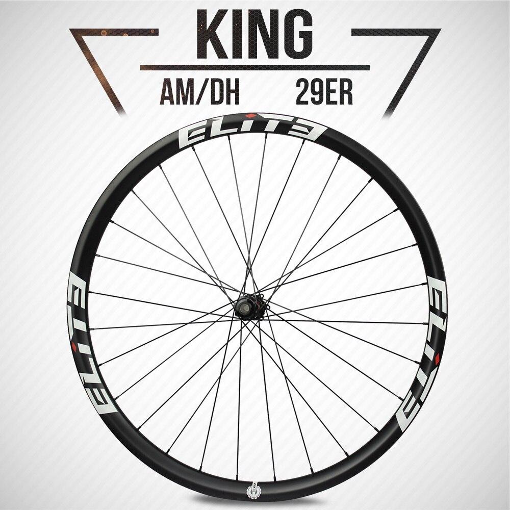 20 mm Hub pour QR 5 mm Axle Fork CNC Convertisseur//Adaptateur front MTB Bike//roues de vélo
