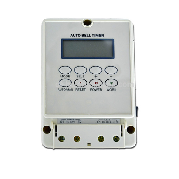Digital timer automatic ring bell school bell 220V ZYT08