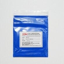 Verkoop fluorescerende pigment, heldere blauwe kleur poeder, neon pigment, fluorescentie poeder, 1 partij = 200 gram HLP 8009 blauw, gratis verzending
