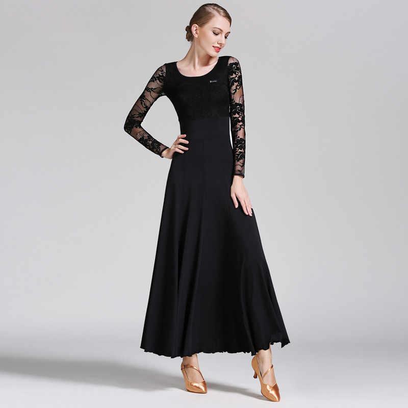Новый стиль, национальный стандарт, юбка для бальных танцев, высокое качество, новое современное платье для танцев, танцевальное представление, костюмы, костюм для вальса