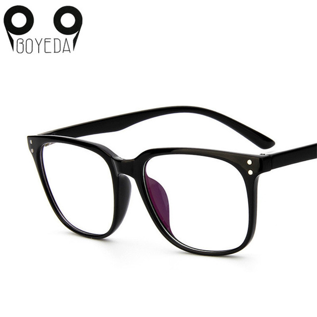 BOYEDA Hot New Eyeglasses Optical Computer Female Transparent Eye ...