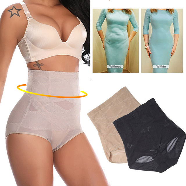 9b2f7c92ef Miss Moly Women Sexy Waist Trainer Panties Lingerie Control Pants Slimming  Shaperwear Waist Cincher Hot Shaper Bodysuit