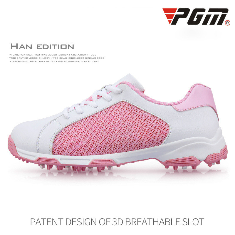 2018 New PGM Golf Shoes Ldies Antiskid Sports Shoes Summer Sports Shoes For Women2018 New PGM Golf Shoes Ldies Antiskid Sports Shoes Summer Sports Shoes For Women