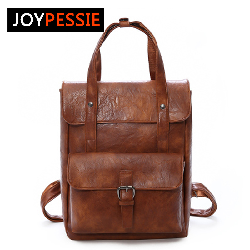 Joypessie Lady Top-handle Bags Backpack Women Famous Brands Female Casual Shoulder Bag Tote for Ladies Large Capacity Backpack four arrows lady top handle bags handbags women famous brands female stitching casual big shoulder bag tote for girls l4 3046