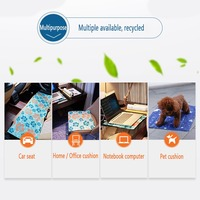 Dog Beds Pet Mats Supplies Cactus Mosquito Repellent Ice Pad Dog Ice Pad Pet Products Gel Mat Pad For Crate Kennel Cooling