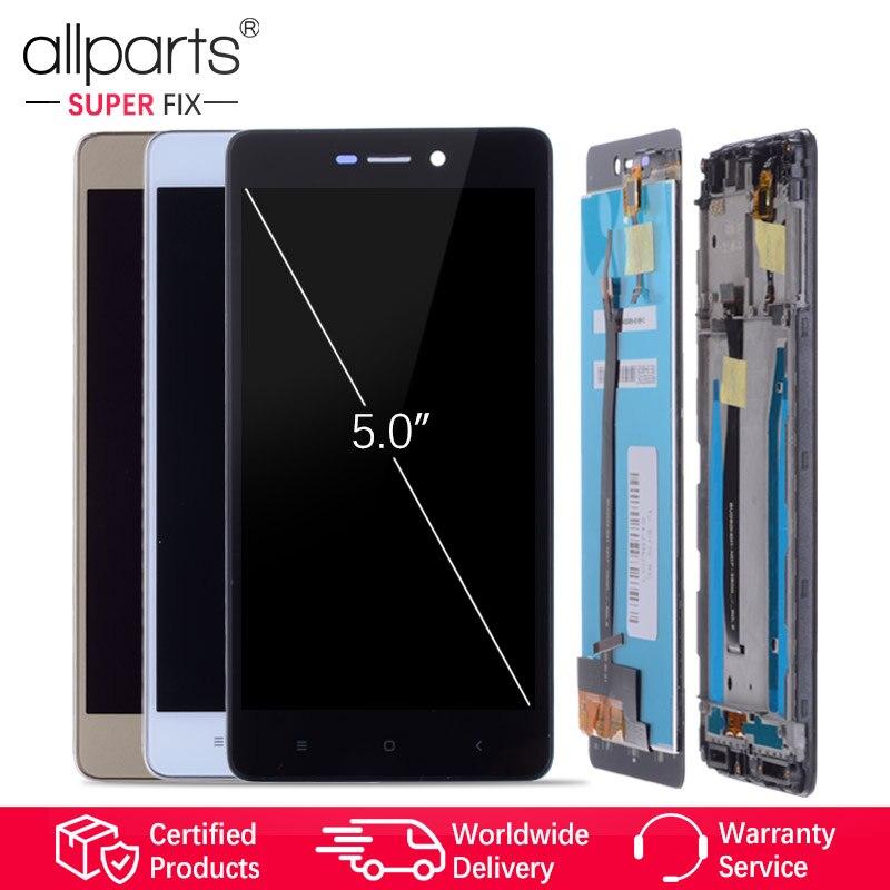 Original LCD Für XIAOMI Redmi 3 S LCD Display Touchscreen Rahmen Ersatz Für XIAOMI Redmi 3 LCD Display Redmi 3X3 Pro LCD #4