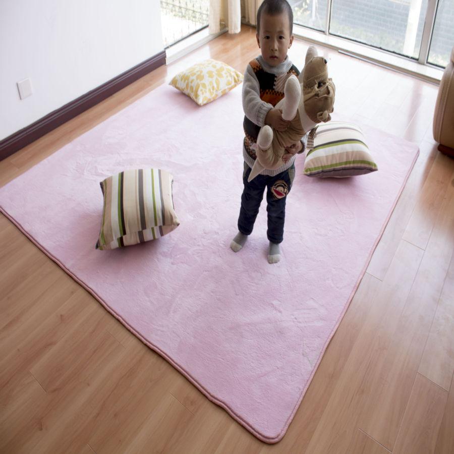 Online kopen wholesale wit pluche tapijt uit china wit pluche ...