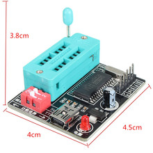 New Arrival CH341A 24/25 Series SPI Router LCD Flash BIOS USB Programmer USB 24/25 Electric Boards Module