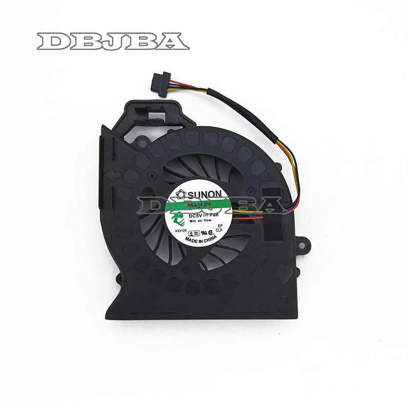 Ventilador para HP Pavilion dv6-6167cl dv6-6168tx dv6-6173cl portátil ventilador de refrigeración de la CPU