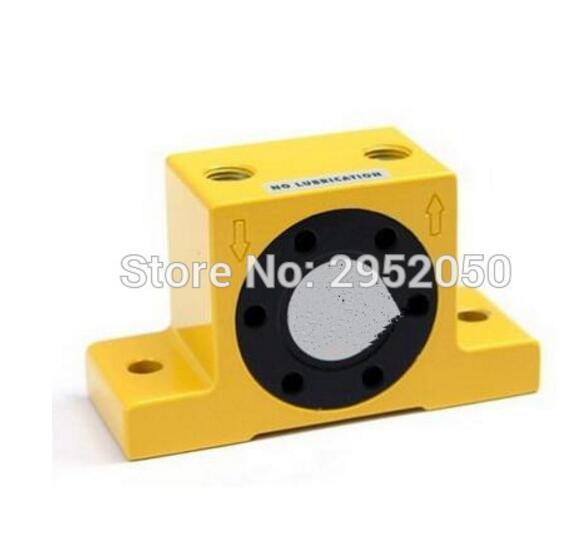 Free Shipping GT-32 Pneumatic Air Turbine Vibrator GT32 Pneumatic Air Rotary Turbine Vibrator цена