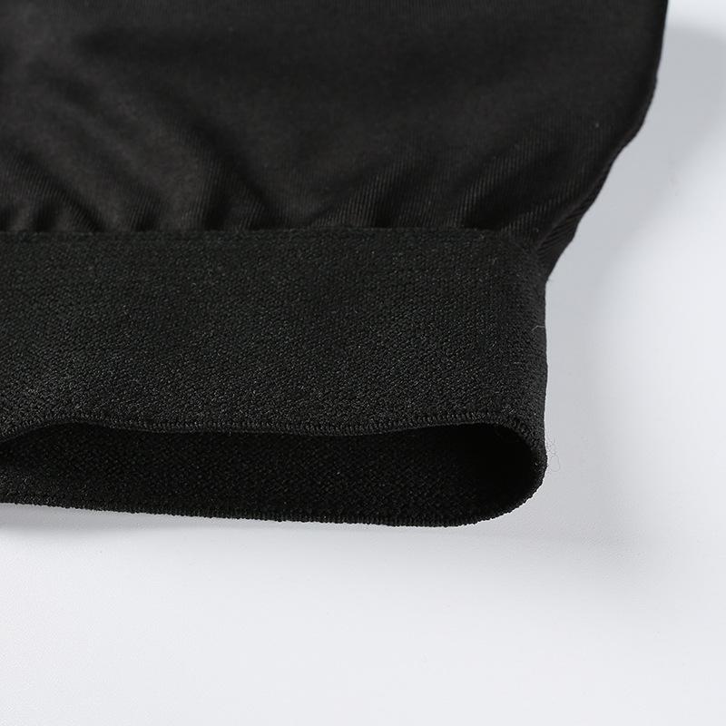 HTB1jSmgXC3PL1JjSZFtq6AlRVXai - FREE SHIPPING Push up Bralette Crop Top Bandage Black JKP235