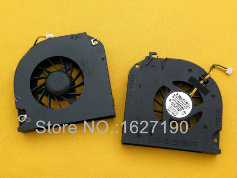 Computer Components Genteel New Laptop Cooling Fan Repair For Dell Latitude D531 D820 D830 Precision M65 Dfb551305mc0t E105866 Np8651a00 Mcf-c16bm05-2