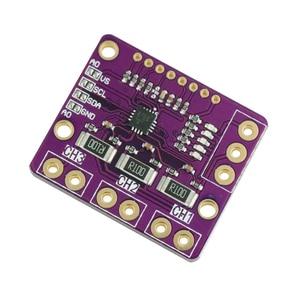 Image 3 - 1 zestaw I2C SMBUS INA3221 trójkanałowy bocznik prądu zasilania monitor napięcia płyta z czujnikami moduł wymienić INA219 Pins DIY Kit
