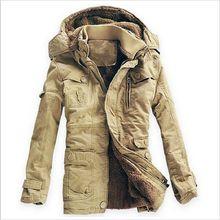 Winter Jacket Men Hooded Thick Warm Parka Mens Fashion Casual Medium-Long Windproof Overcoat Jaqueta Masculino Casaco Size 5XL
