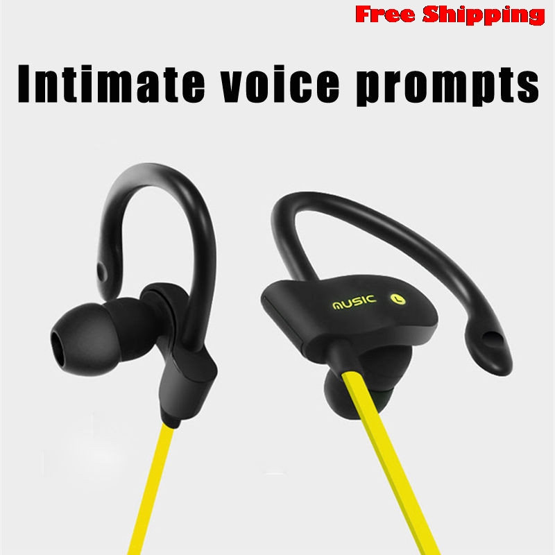все цены на toopoot Wireless Bluetooth Headset Sport Stereo Headphone Earphone For Iphone PC Smartphone Mp3 Hifi Free Shipping Drop Shipping