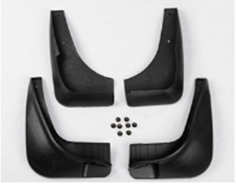 High quality Mud Flaps Fenders Splash Guards Mudguards 4pcs for Kia Sportage R Car styling accessories 2011 2012 2013 2014 2015