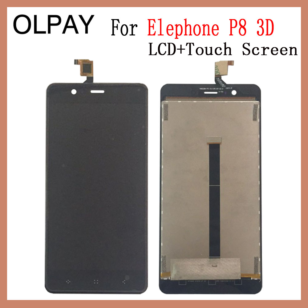 Tested LCD OLPAY Elephone